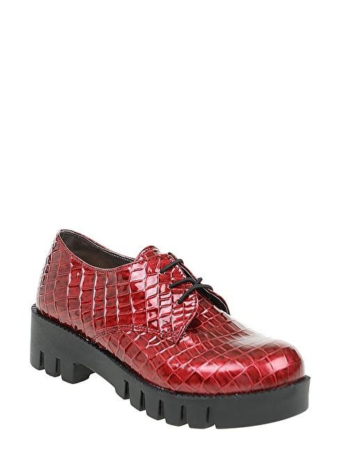 Sanbe Ayakkabı Bordo